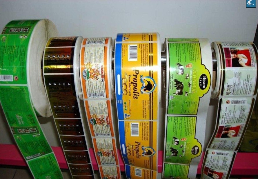 Sticker labels for sale in Khlong Sam Wa on English