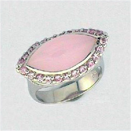 Buy Sterling Silver Ring With CZ Stone