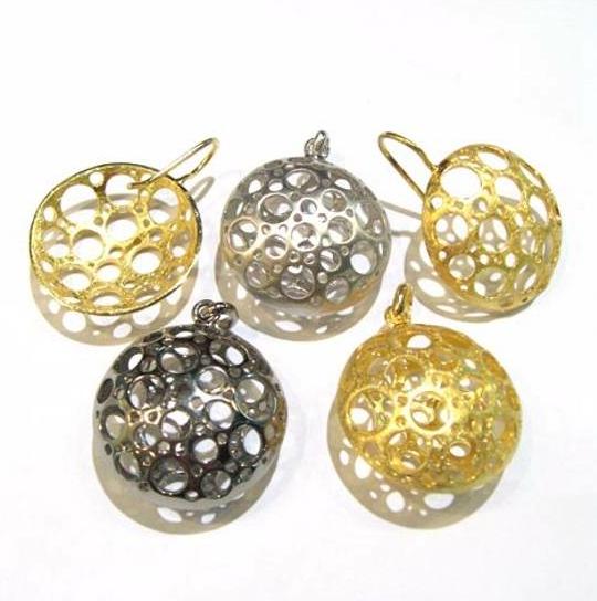 Buy Plain Silver pendants