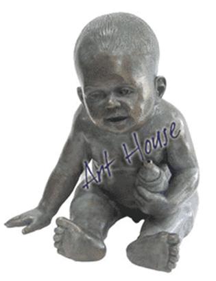 Buy Bronze Garden Baby