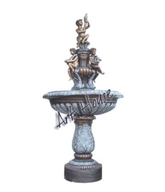 Buy Bronze Children Bowl Fountain