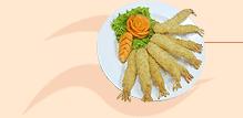 Buy Breaded Torpedo Shrimps