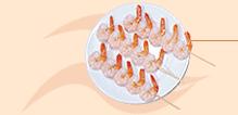 Buy Shrimp skewer