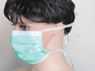 Buy Face Mask with Tie-on