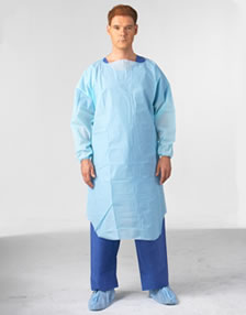 Buy PE Gown (Impervious Personal Protective Gown)