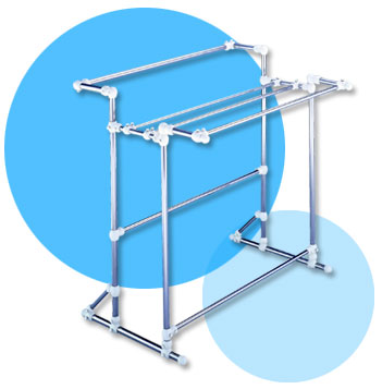 Buy Space Saver Laundry Hanger