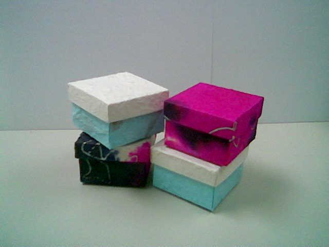 Packaging Box   6x6x5cm