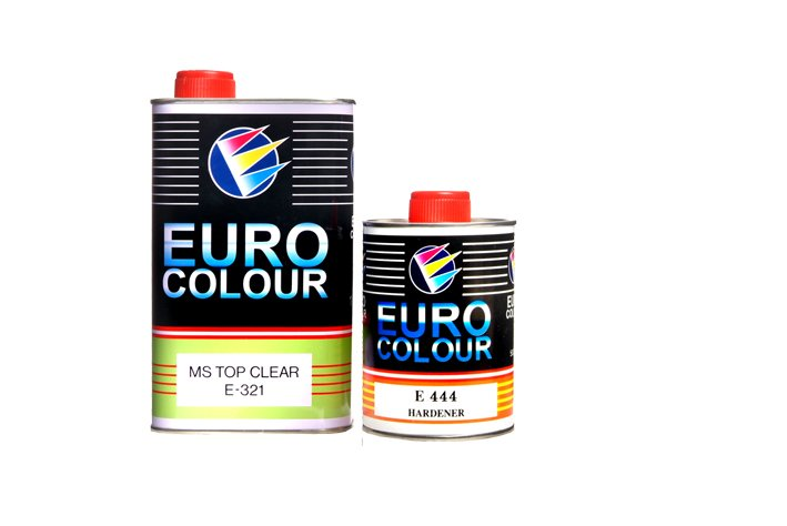 Buy Euro Colour Clearcoat 2:1 HS 2K Clear