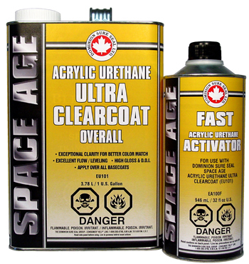 Buy Medium Solid 2K Clearcoat 4:1