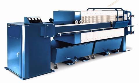 Buy Filter Press (Sludgy  Effluent Filtering Presser)