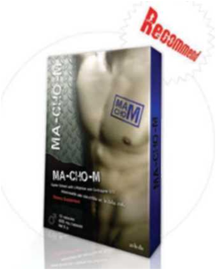 Buy MA-CHO-M Dietary supplement