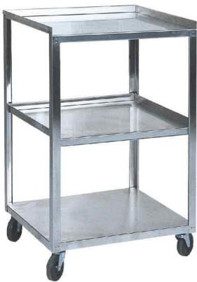 Buy Stainless Steel Trolly