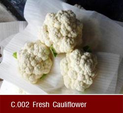 Buy Fresh Cauliflower