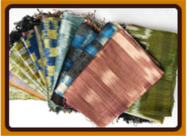 Buy Thai silk Scarf