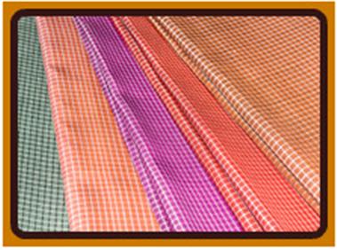 Buy Tartan-pattern Silk