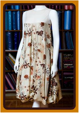 Buy Printed-design Silk
