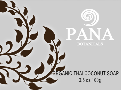 Buy Organic thai coconut soap