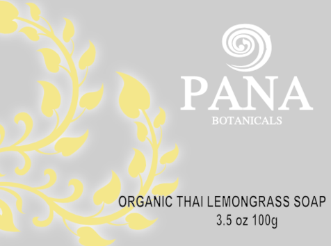 Buy Organic thai lemongrass soap