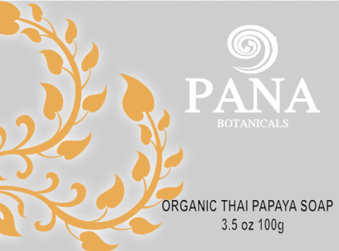 Buy Organic thai papaya soap