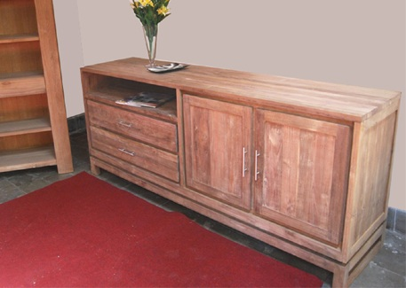 Buy Reclaimed Teak Wood Carbinet
