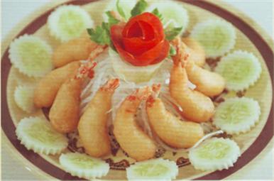 Buy Frozen Prefried Battered Shrimp (Fritter)
