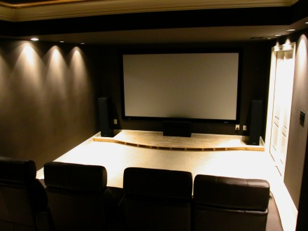 Buy Home theater furniture set
