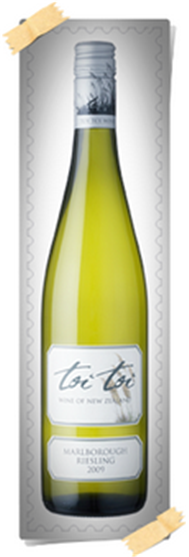 Buy Toi Toi Marlborough Dry Riesling