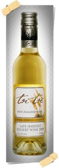 Buy Toi Toi Late Harvest Dessert Wine