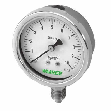 """Buy """"WAAREE""""Pressure Gauge All Series"""