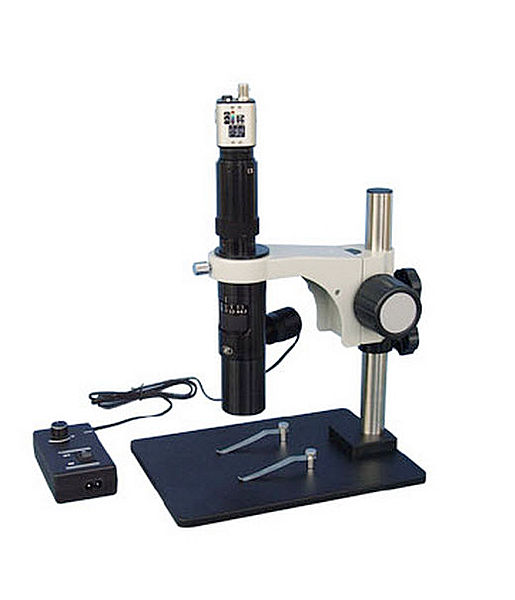 Buy MZDA0745C high-contrasted coaxial illumination zoom monocular video microscope systems