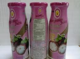 Buy Mangosteen juice 100 %