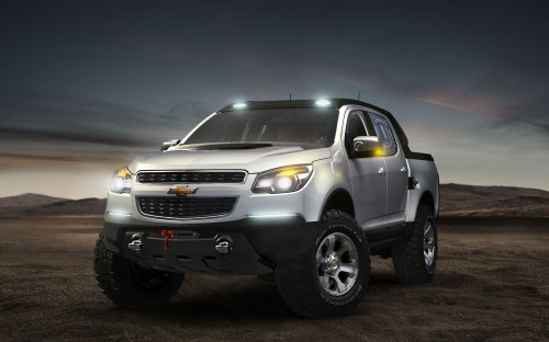 Buy Chevrolet Double - Cab - MODEL S-ONE