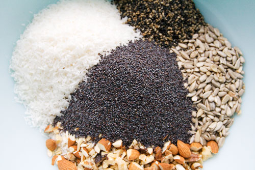 Buy Sesame Seeds - White and Black