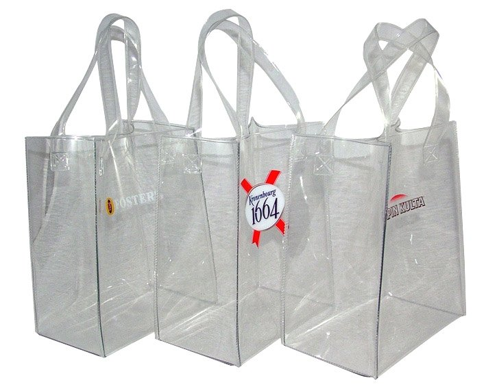 Buy PVC Promotional Ice Bag