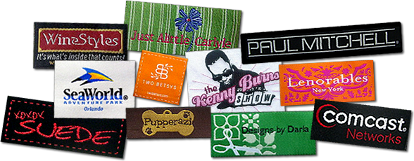 Buy Woven Designer Labels