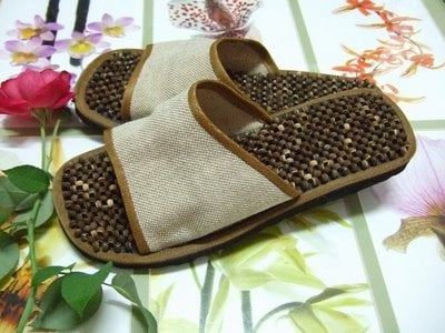 Buy Health Sandal or Coconut shell massage shoes