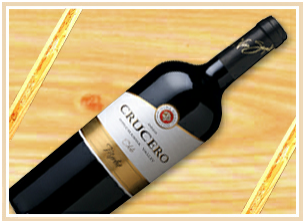 Buy Crucero Merlot Vintage 2009