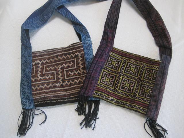 Buy Woven Handbag Thai