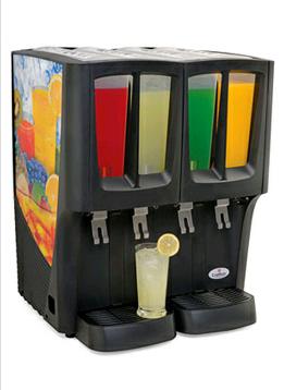 Buy Cold Beverage Dispensers Model: C-4D-16 Mini-Quattro