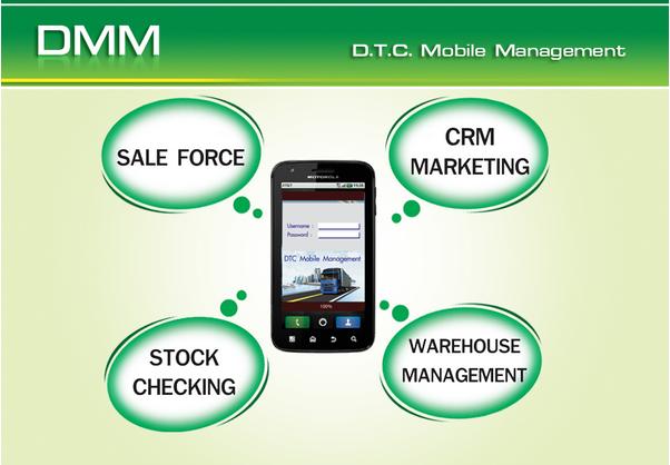 Buy DMM : D.T.C. Mobile Management