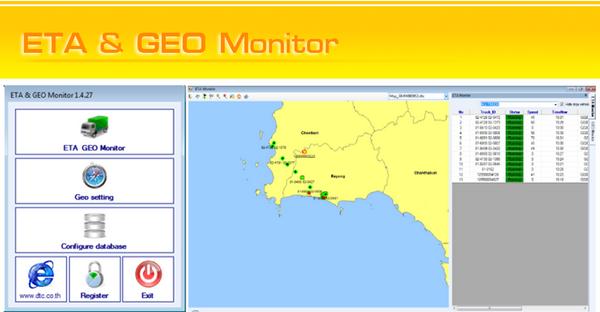 Buy ETA & GEO Monitor