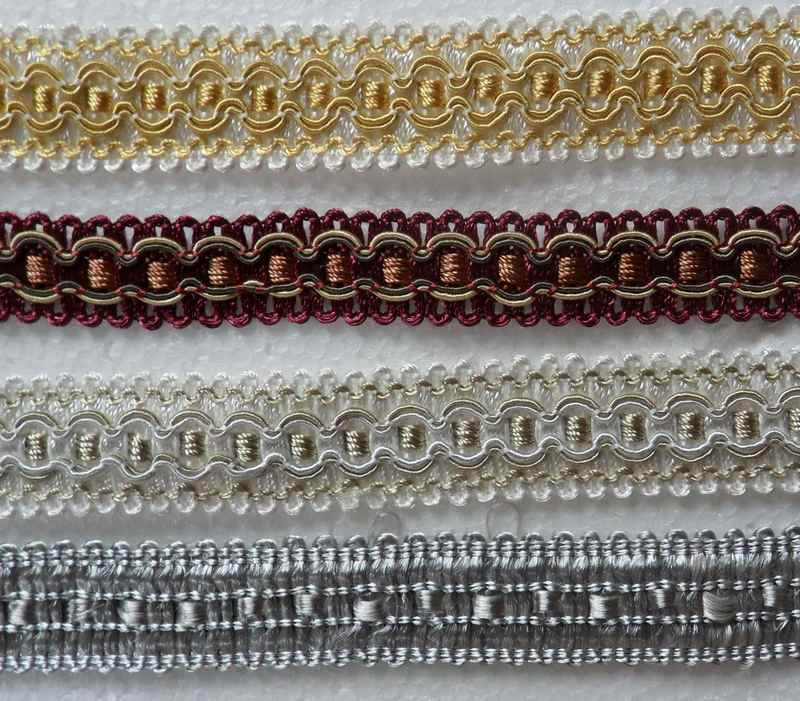 Buy Polyester lace braid