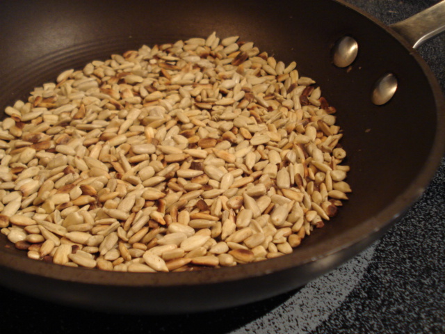 Roasted Sunflower Kernels - No Salt