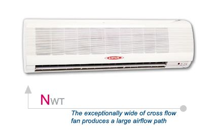 Buy The exceptionally wide of cross flow fan produces a large airflow path.