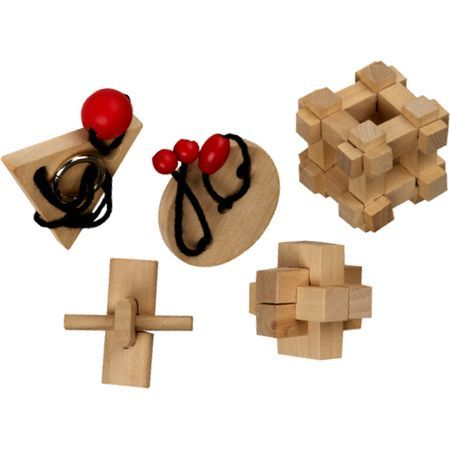 Buy Wooden puzzles