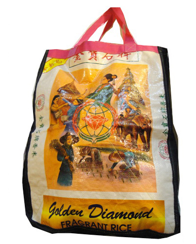 Buy Recycled bag dr019