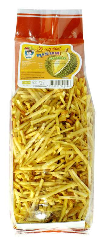 Buy Durian Chip Chip 250 g