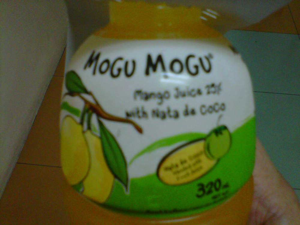 Buy Mango Juice with Nata de Coco