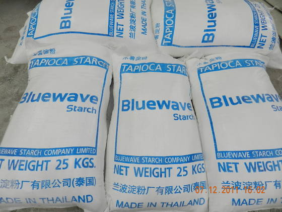 Buy Top-Quality Tapioca Starch from Thailand