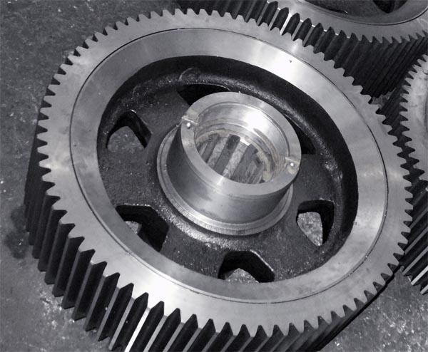Buy High tensile pinion gear